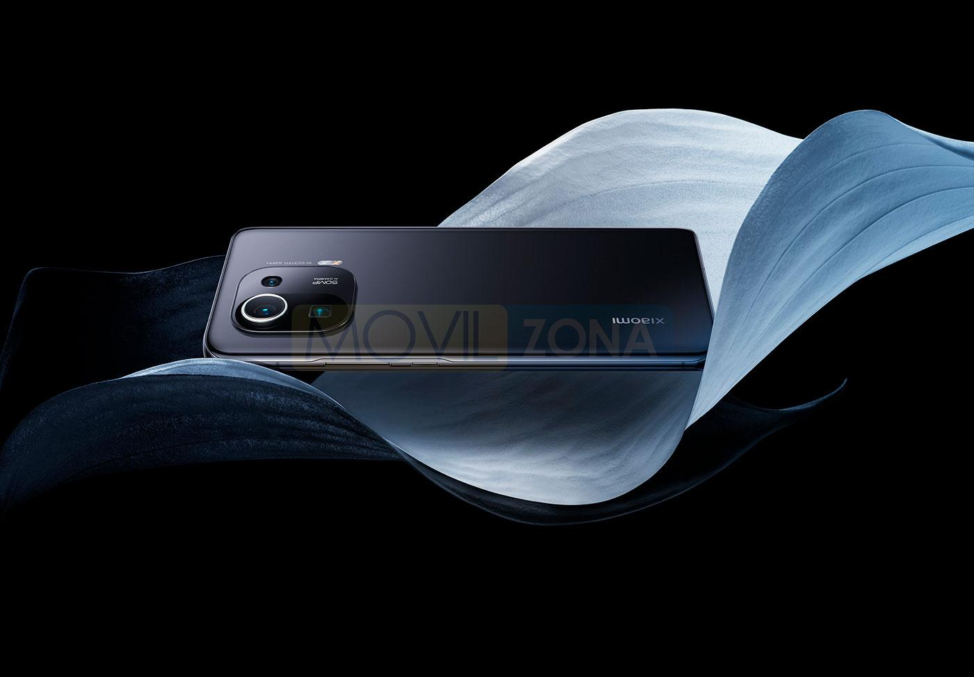 Xiaomi Mi 11 Pro diseño