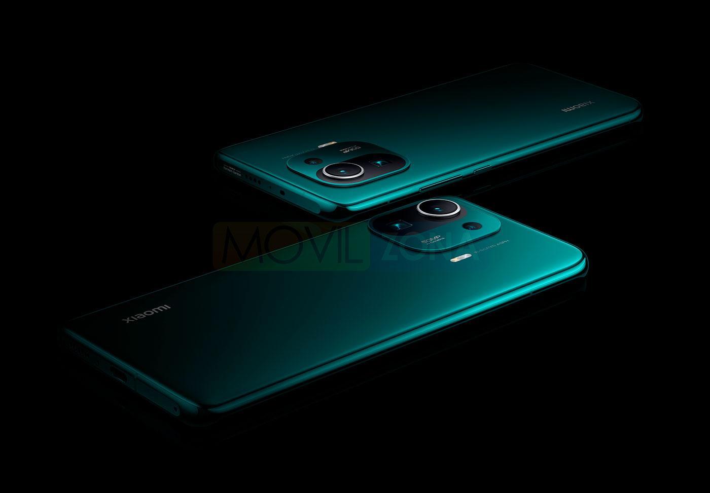 Xiaomi Mi 11 Pro cámaras