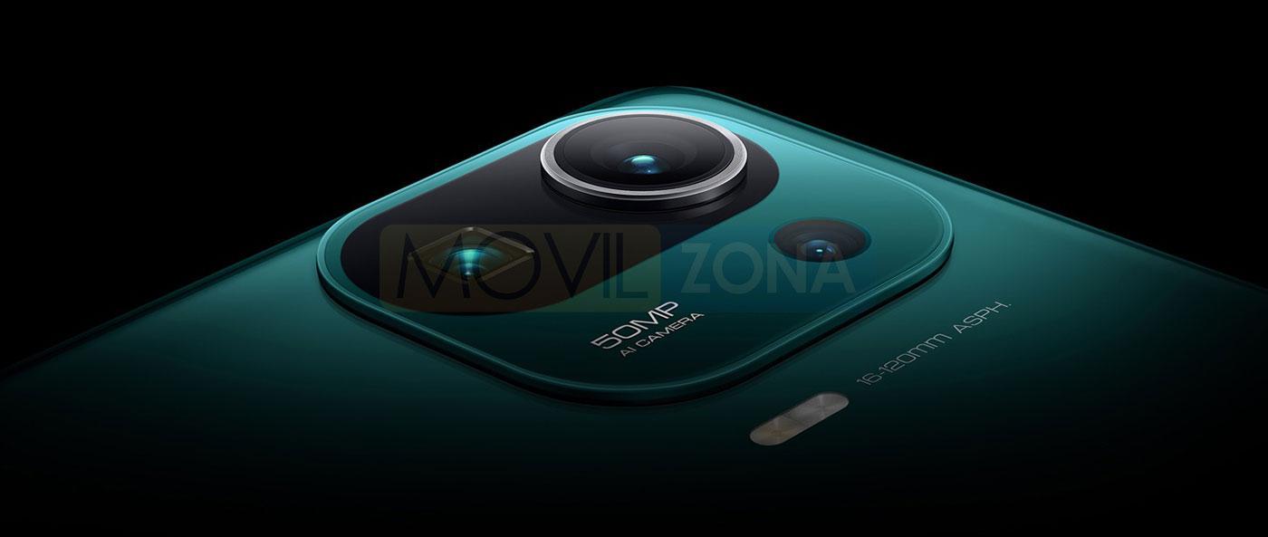 Xiaomi Mi 11 Pro cámara