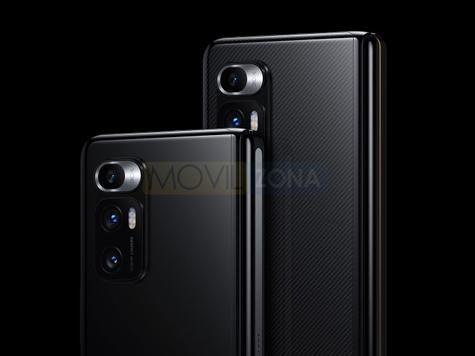 Xiaomi Mi Mix Fold cámaras
