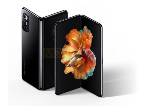 Xiaomi Mi Mix Fold diseño