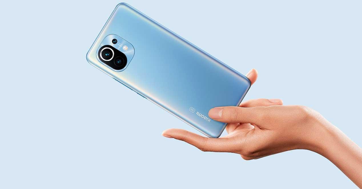 cámara Xiaomi Mi 11