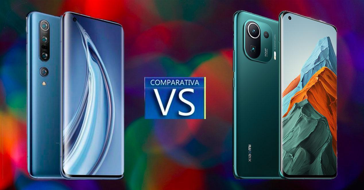 Xiaomi Mi 10 Pro vs Xiaomi Mi 11 Pro