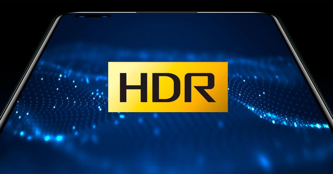 modo HDR Brillo realme