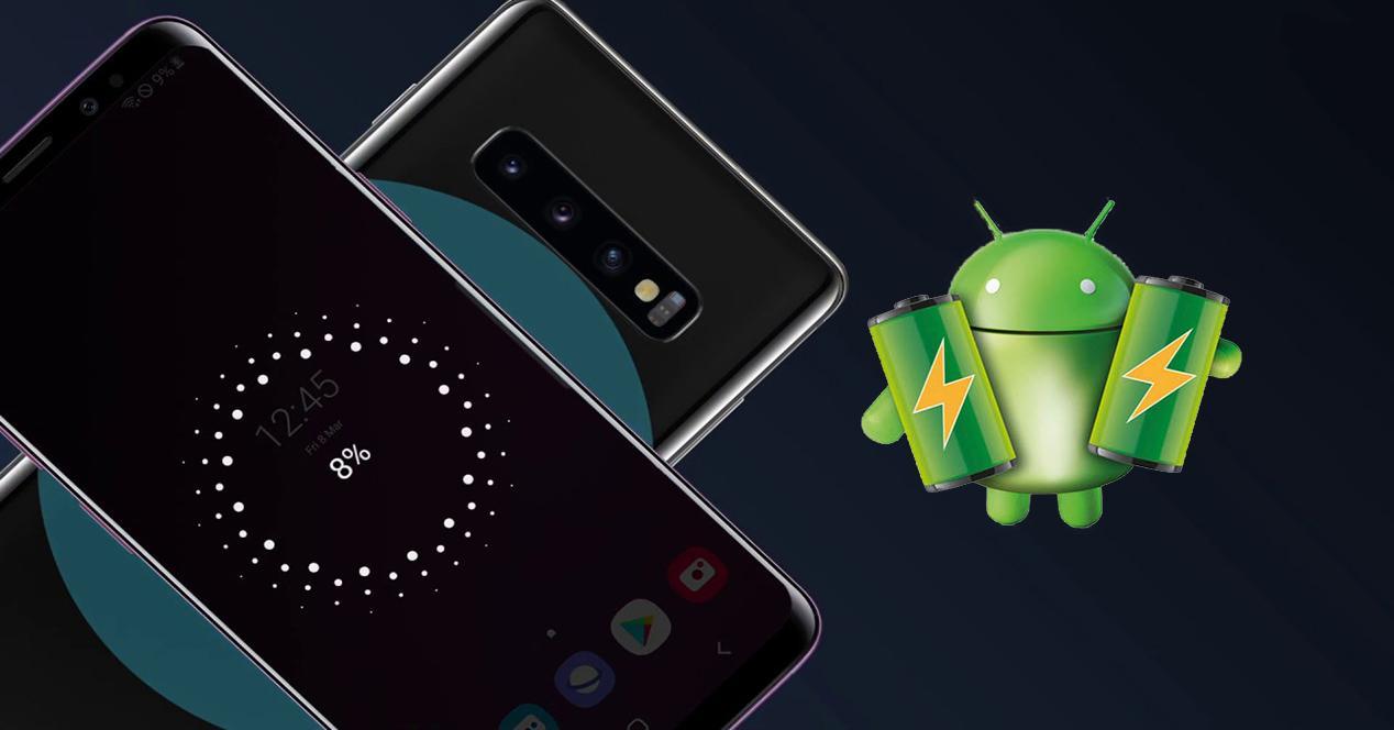 Batería móviles Android