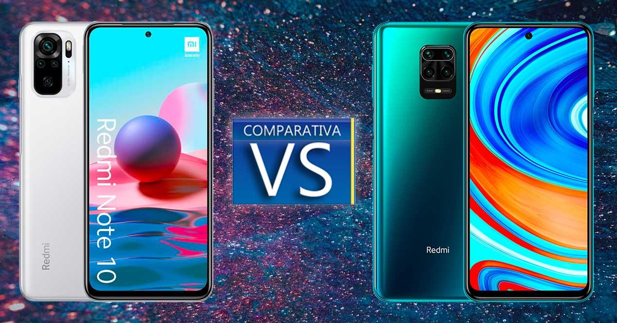 Redmi Note 10 vs Redmi Note 9S