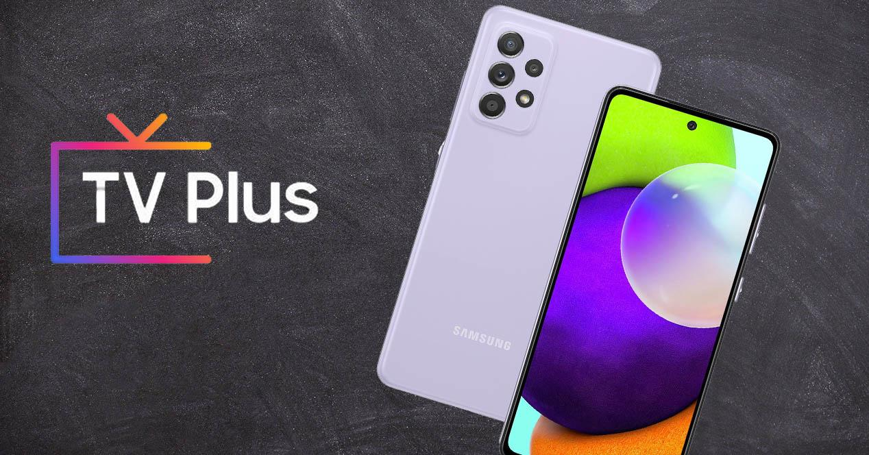 Samsung TV Plus móviles