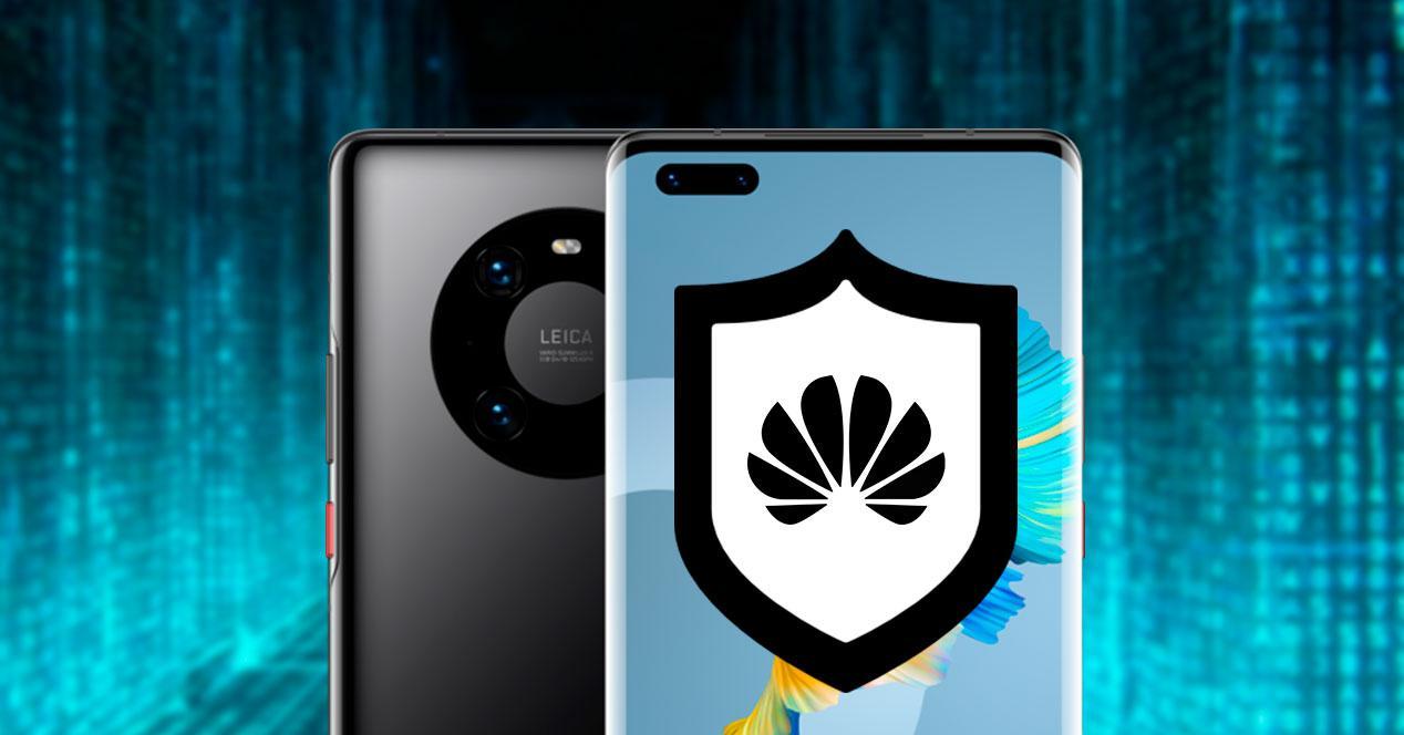 Huawei antivirus
