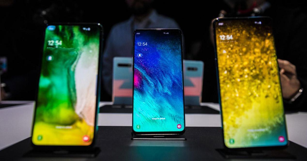 Tipos de pantallas para móviles