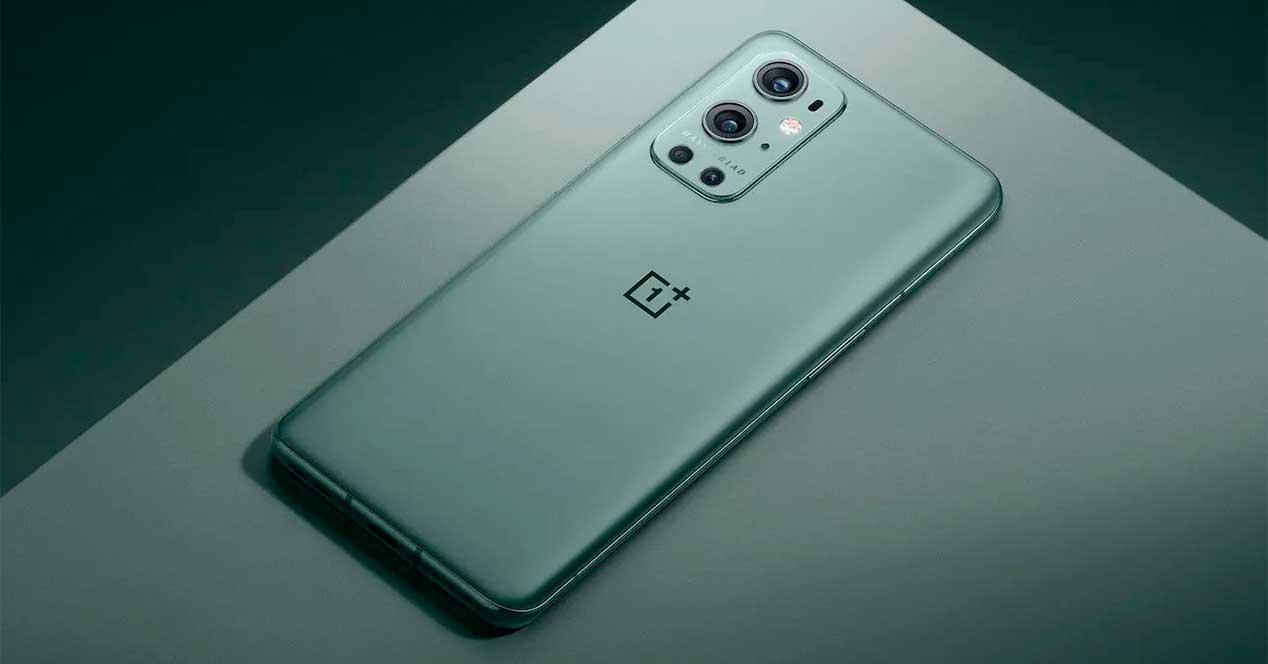 OxygenOS OnePlus 9