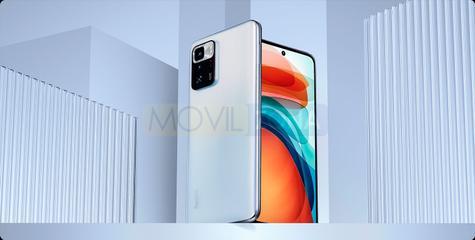 Redmi Note 10 Pro 5G blanco