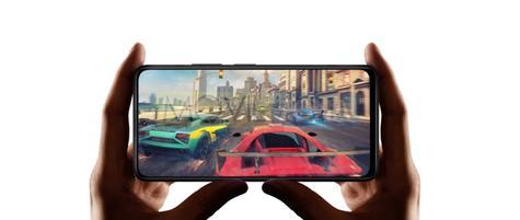 Redmi Note 10 Pro 5G en mano