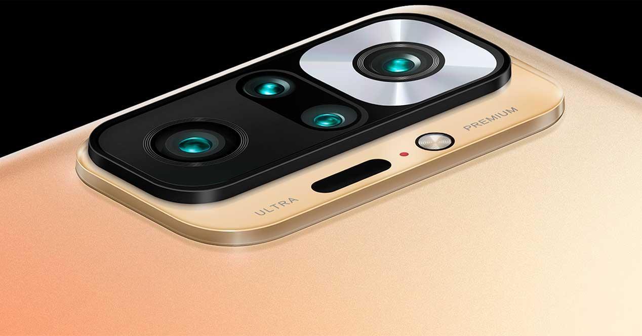 cámaras Redmi