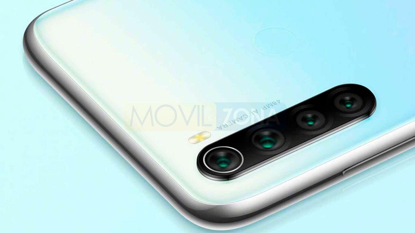 Redmi Note 8 Pro 2021 cámara