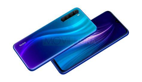 Redmi Note 8 Pro 2021 azul