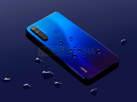 Redmi Note 8 Pro 2021 agua