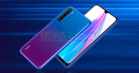 Redmi Note 8 Pro 2021 diseño