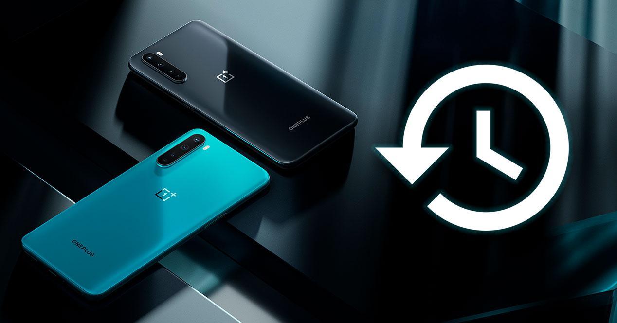 recuperación OnePlus