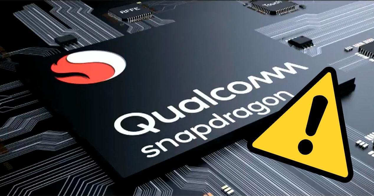 Fallo de seguridad Qualcomm Snapdragon 5G