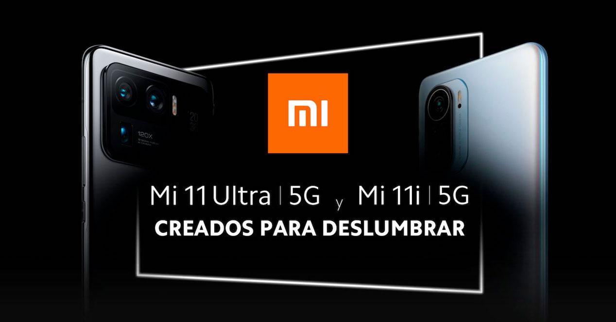 Xiaomi Mi 11 Ultra y Mi 11