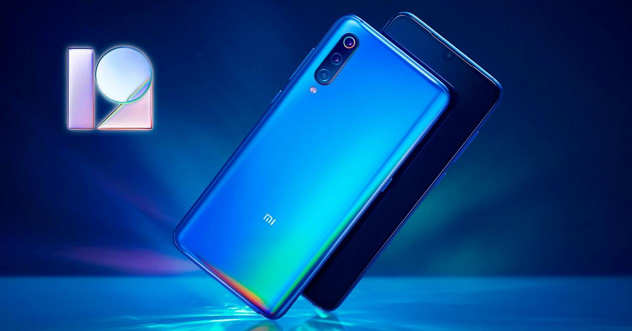 Xiaomi Mi 9 MIUI 12.5