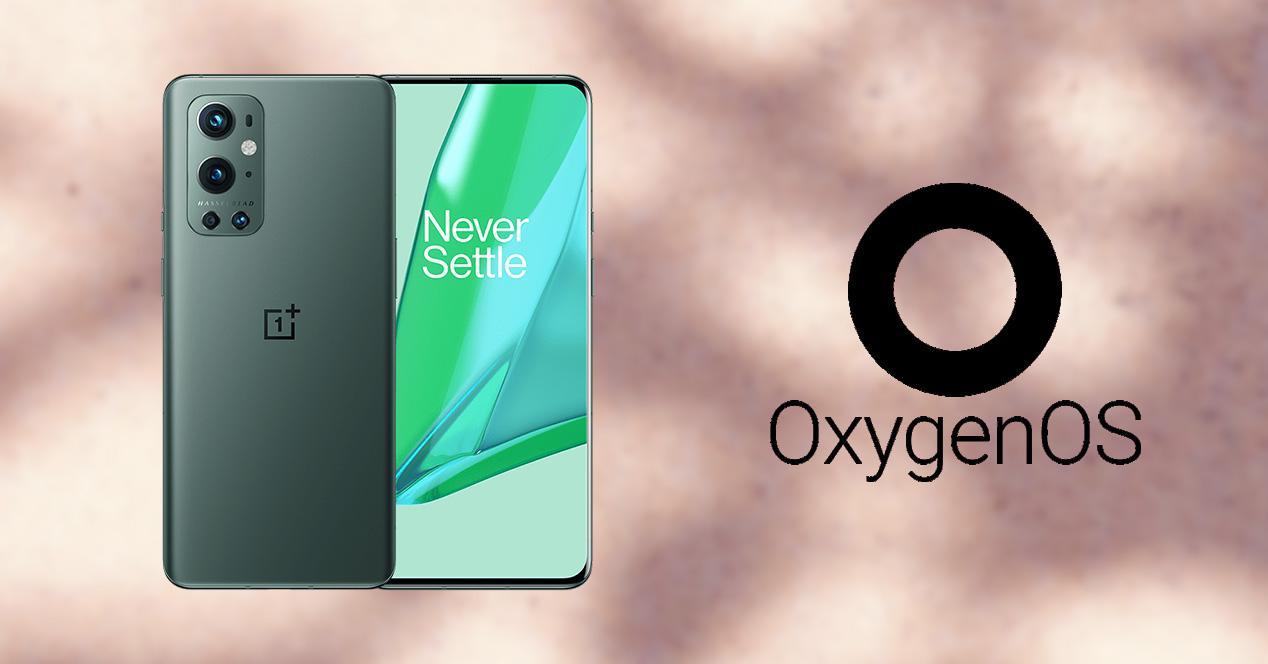 Actualización de OxygenOS para OnePlus 9 y OnePlus 9 Pro