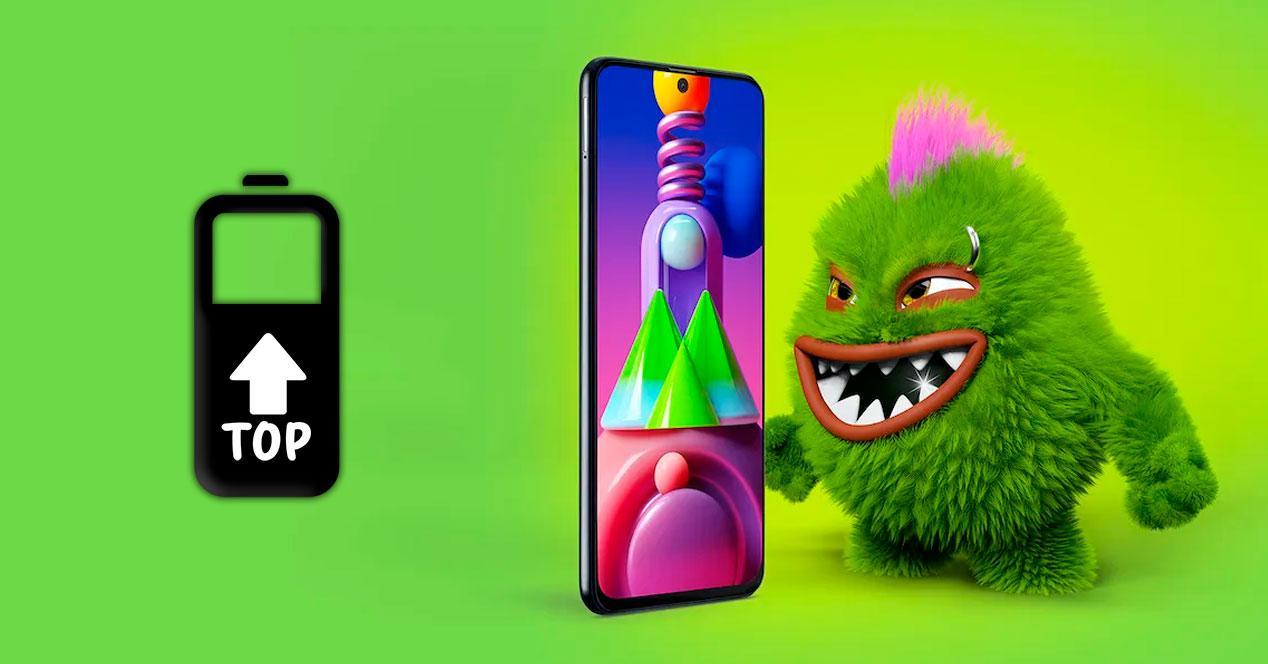 Batería Samsung Galaxy M51