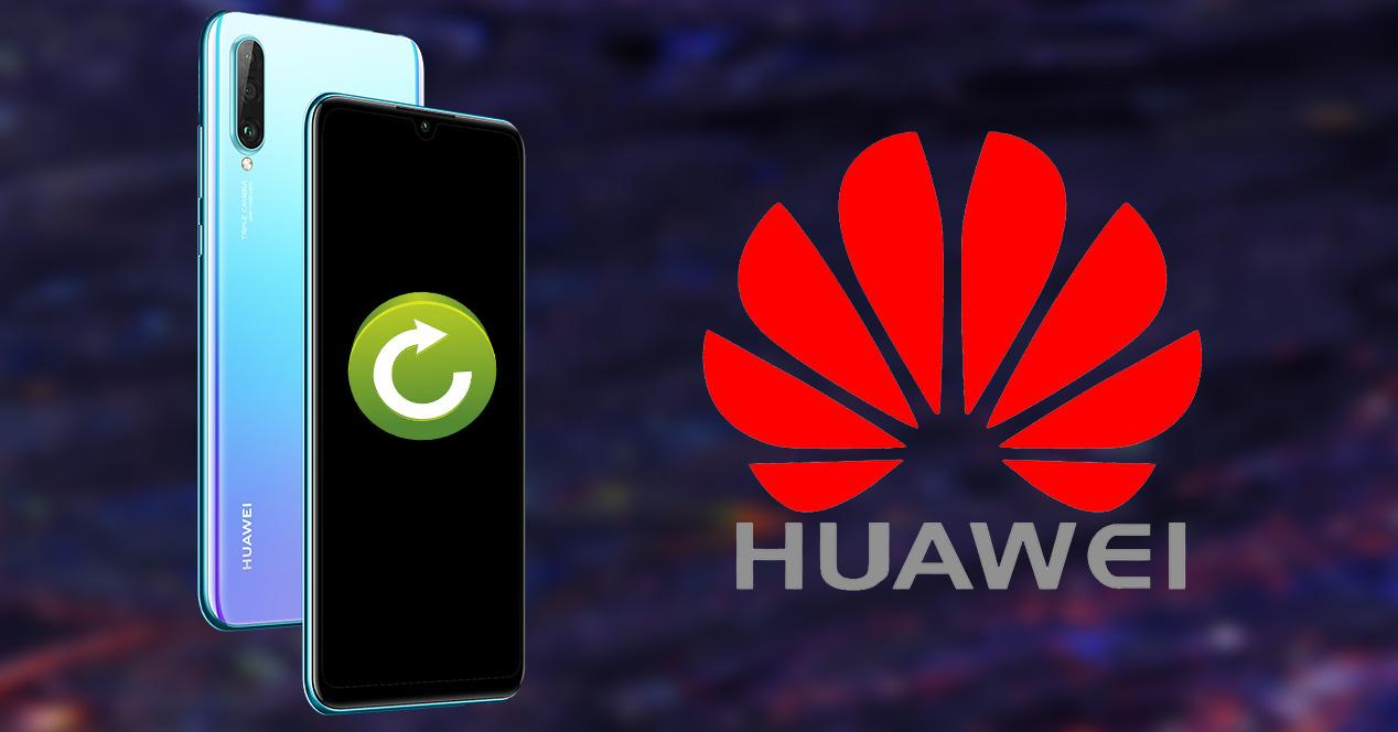 Desactivar actualizaciones automáticas en Huawei