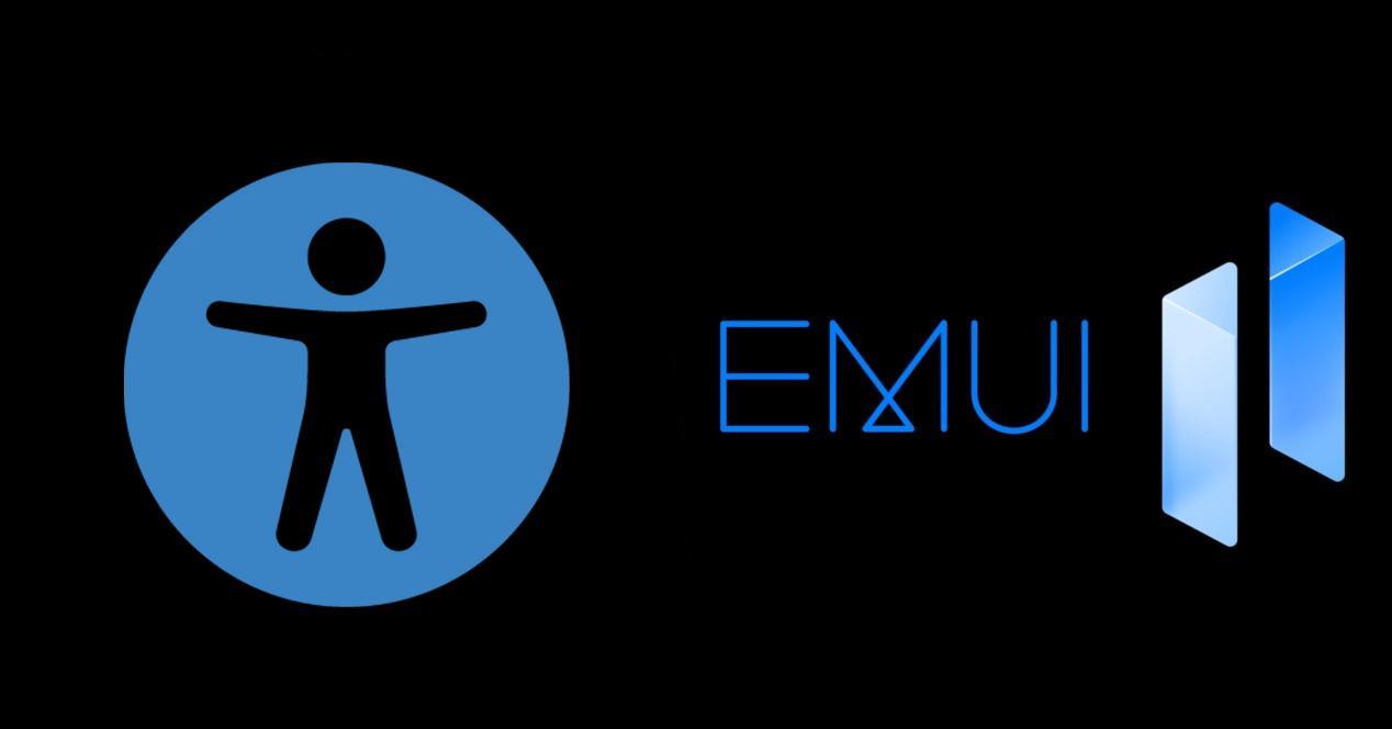 Accesibilidad EMUI 11