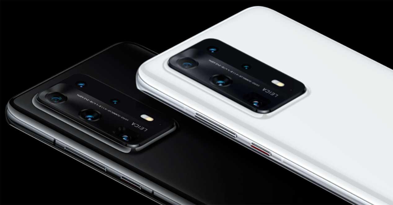 Huawei P40 Pro+ leica