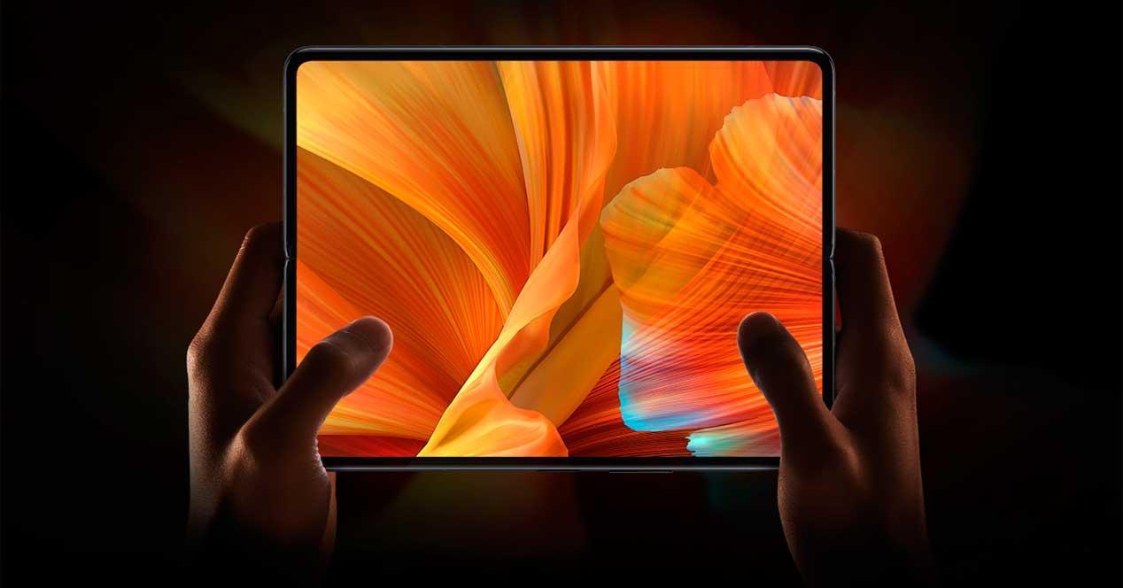 móvil plegable Xiaomi