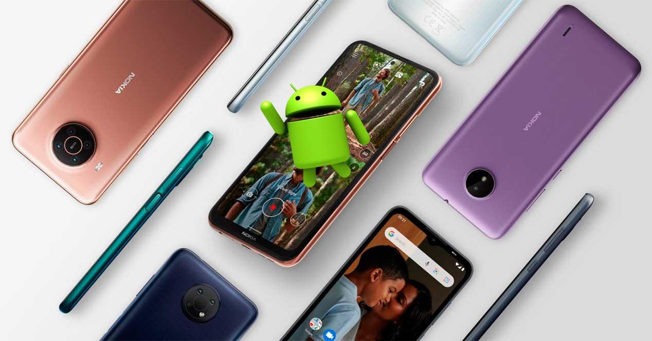 Androdi 11 Nokia