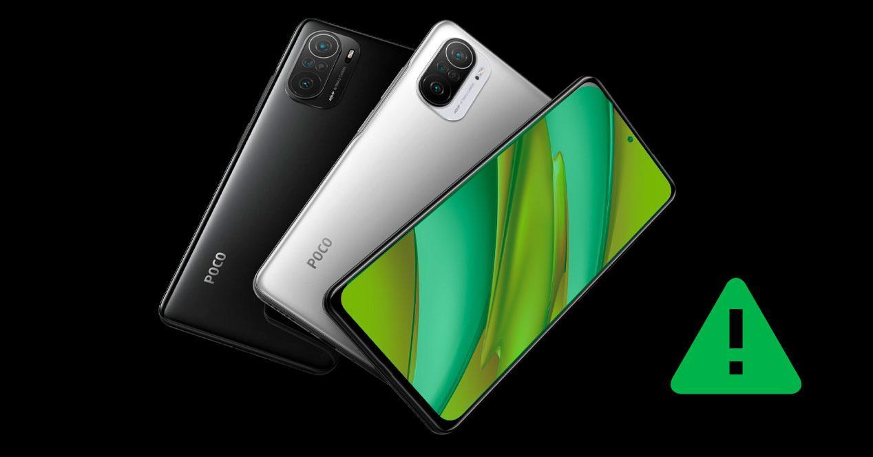 pantalla verde poco f3
