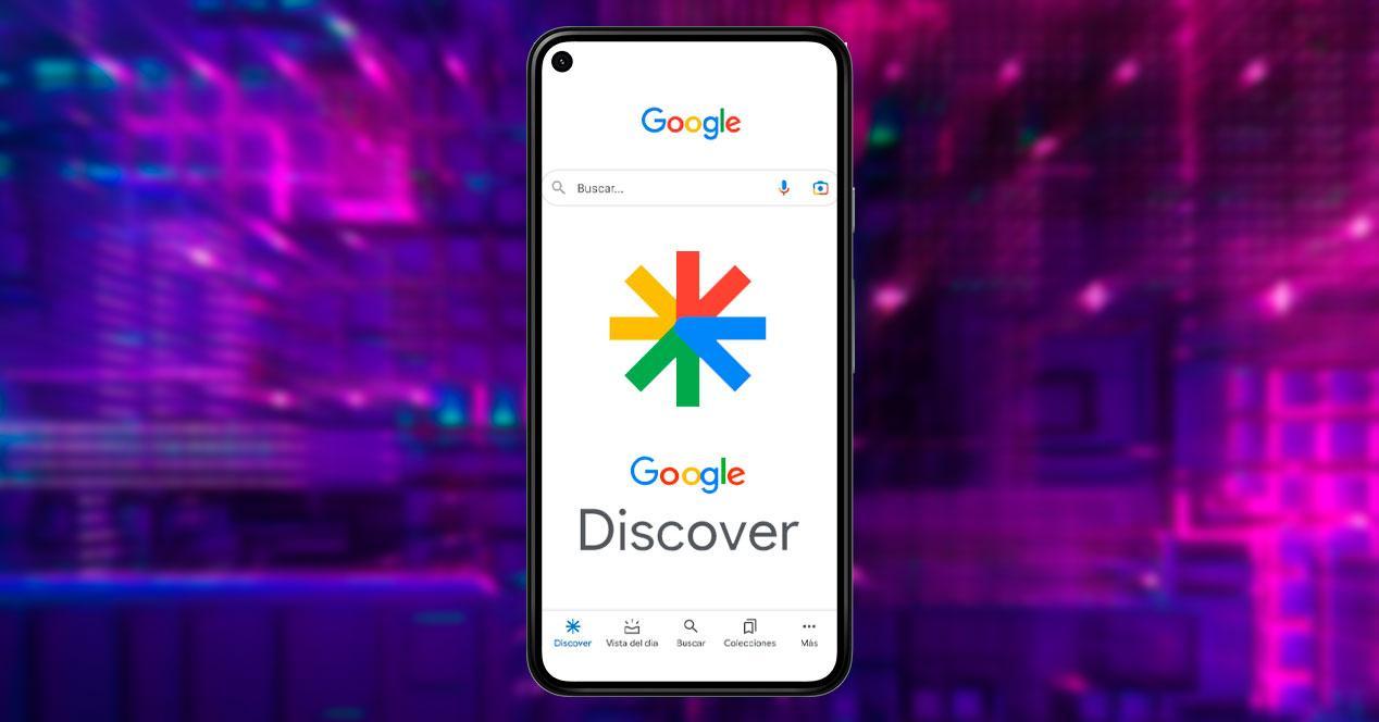 problema google discover no carga