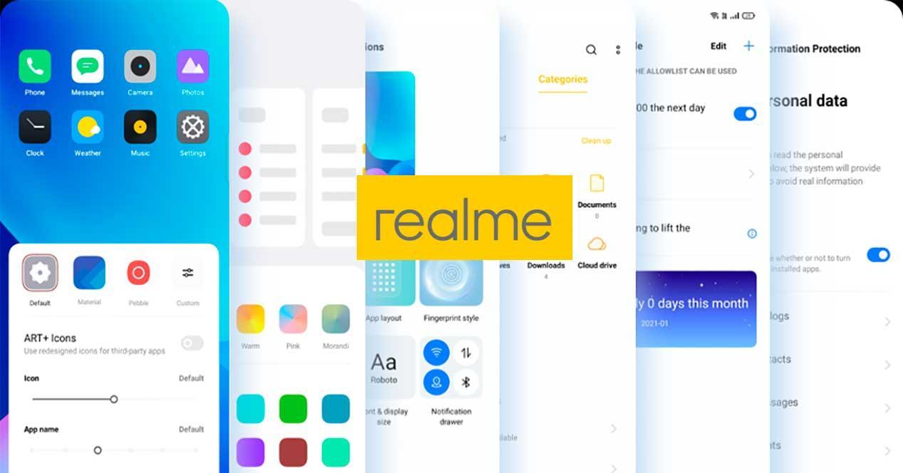 apps realme