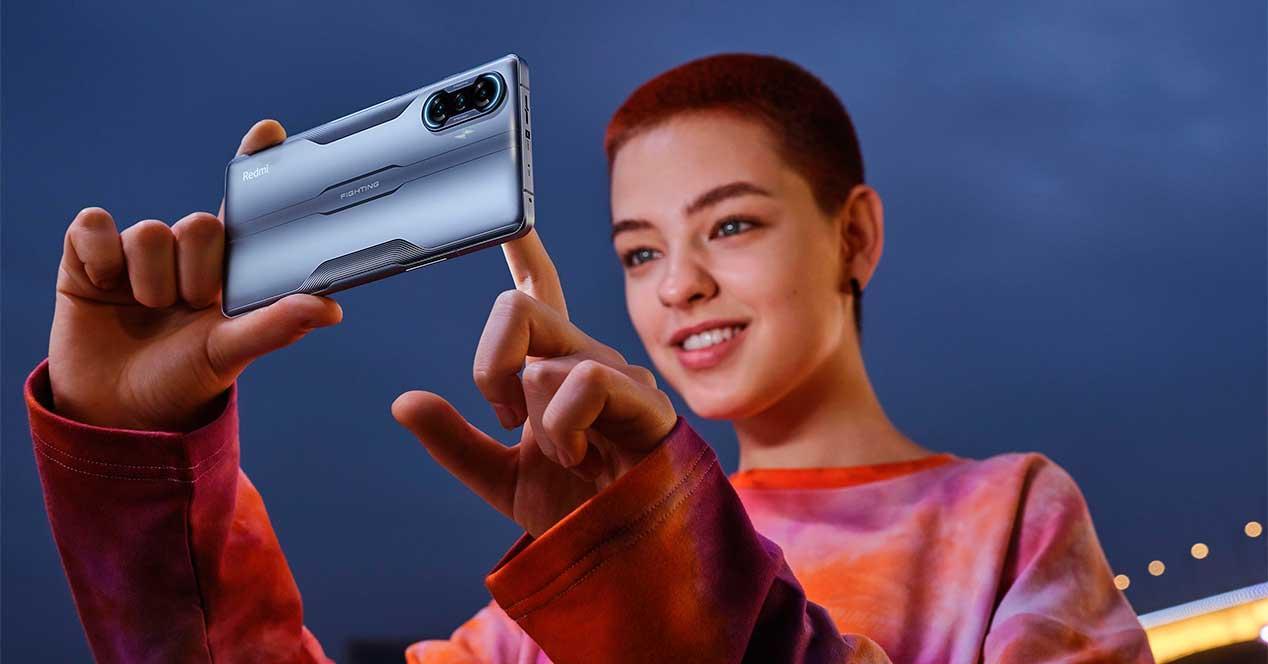 Redmi K40 Gaming Editon Lite