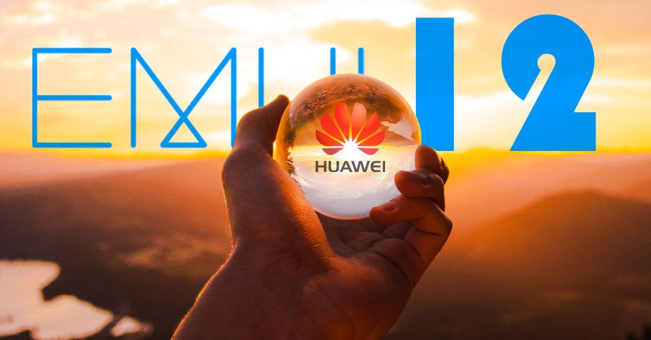 EMUI 12 Huawei