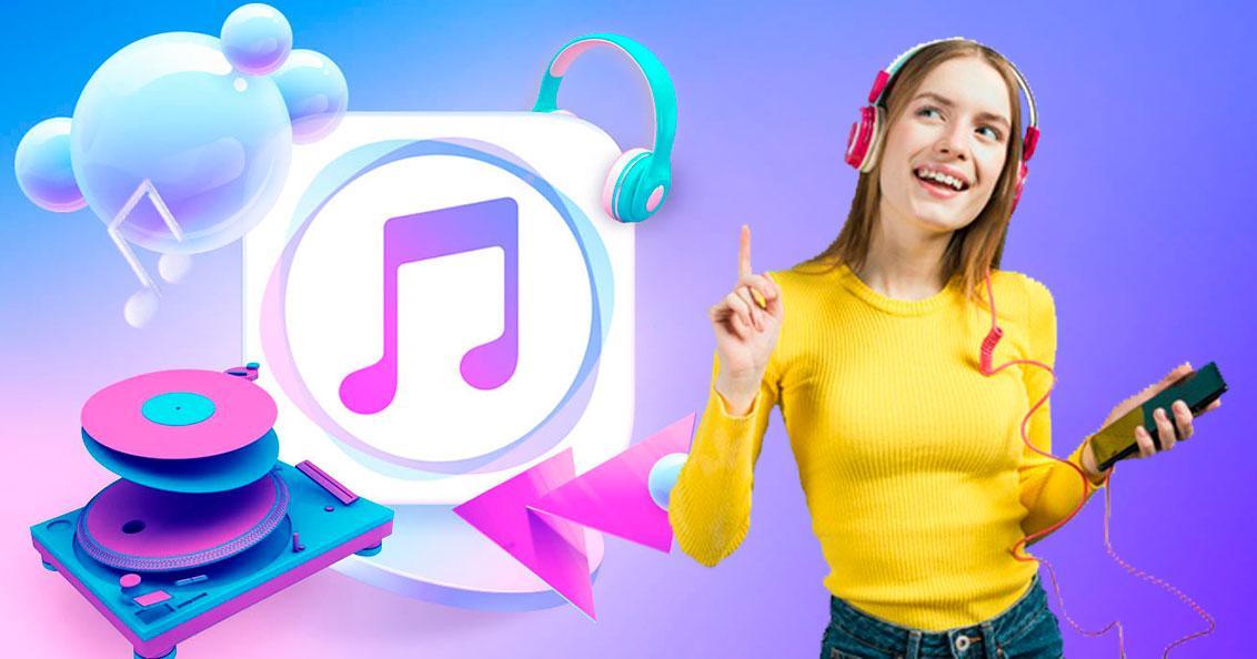 Huawei Music Mujer