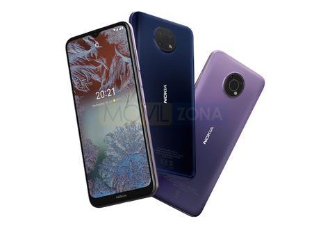 Nokia G10 colores