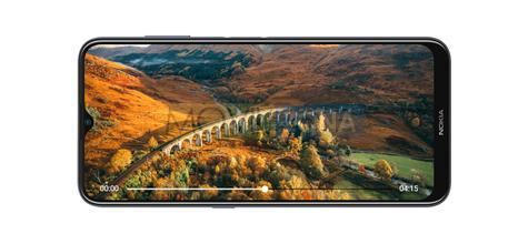 Nokia G10 pantalla