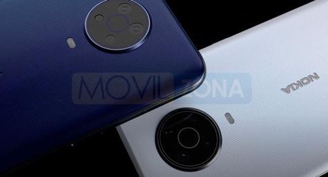 Nokia G20 cámaras