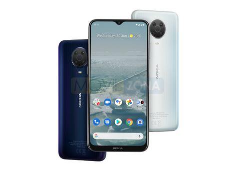 Nokia G20 colores