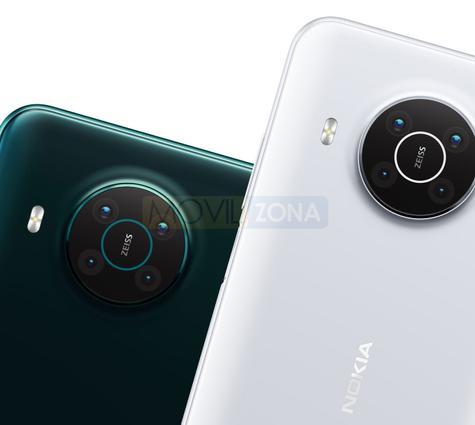 Nokia X10 cámaras