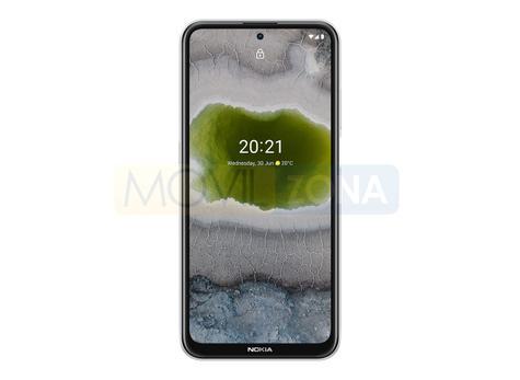 Nokia X10 pantalla