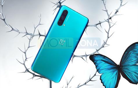 OnePlus Nord CE 5G azul