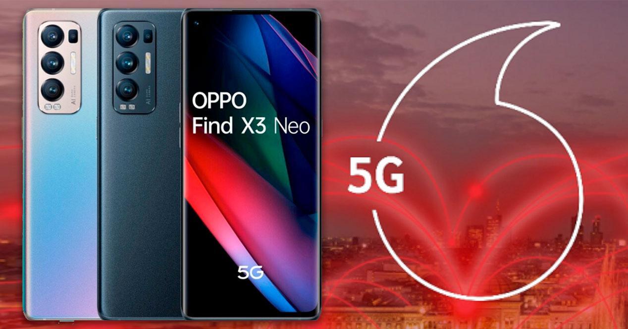 find x3 neo 5G