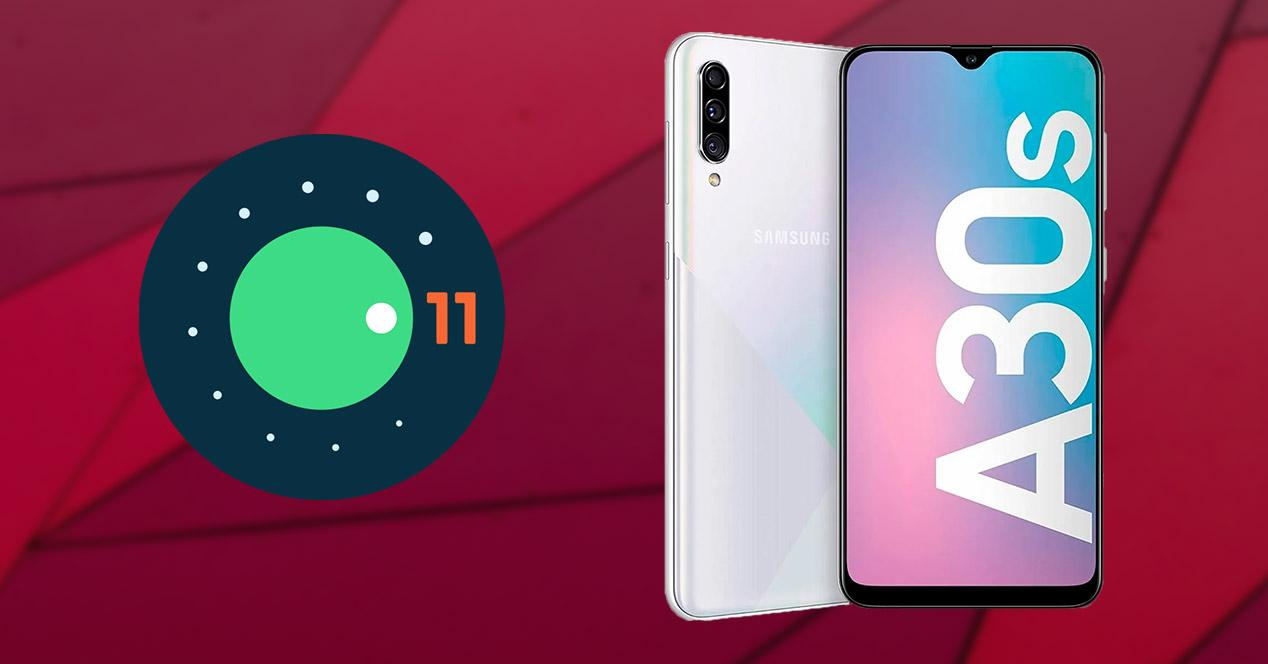 Samsung Galaxy A30s Android 11