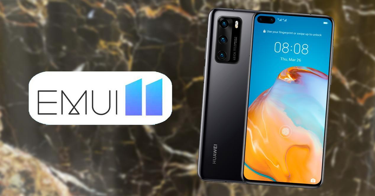 Personalizar Huawei con EMUI 11