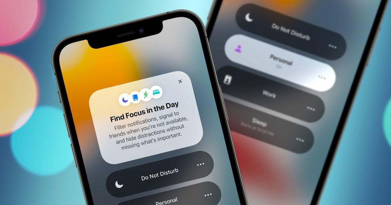 iOs 15 en iPhone