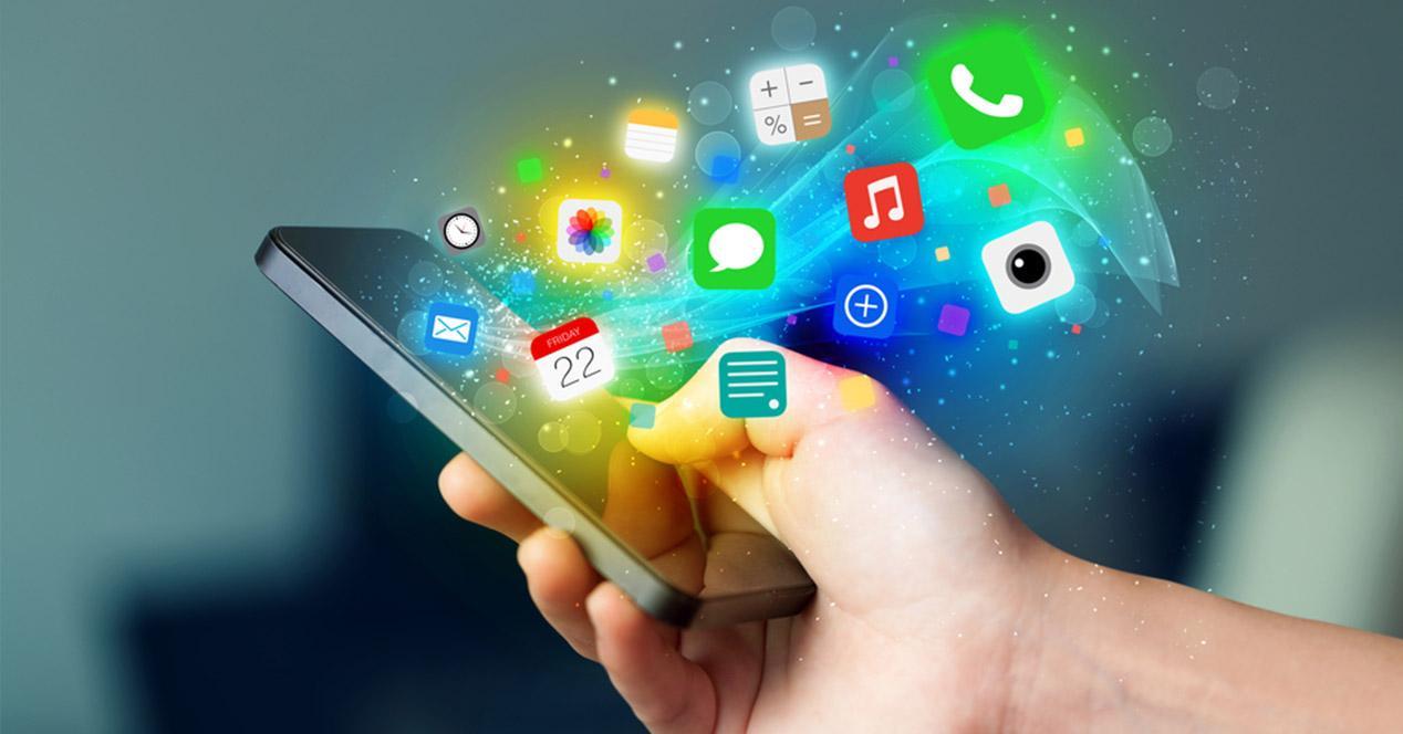 Limitar el uso de las apps del móvil